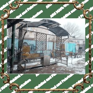 Кованные мангалы изготовление в Алматы