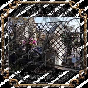 Изготовление металлических ритуальных оградок в алматы